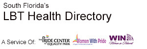 The South Florida LBT Health Directory