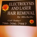 Electrolysis and Laser Hair Removal By Michelle